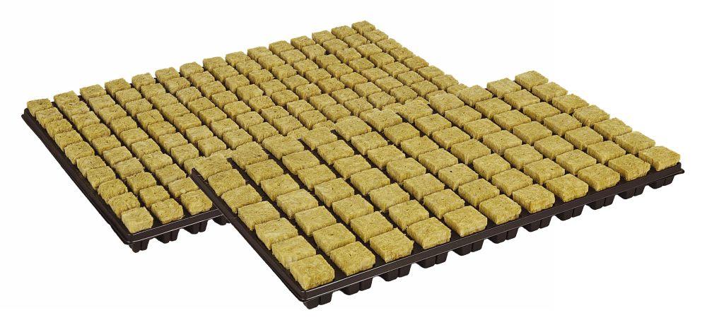 Conoce los tipos de sustratos para tu cultivo hidrop nico - Lana de roca con aluminio ...