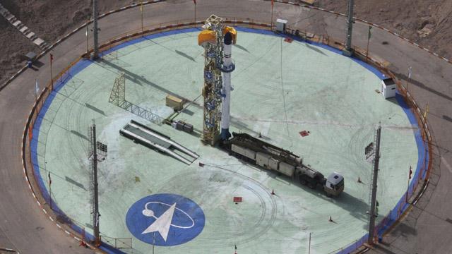 Moscou e Teerã podem voltar a colaborar em pesquisas espaciais