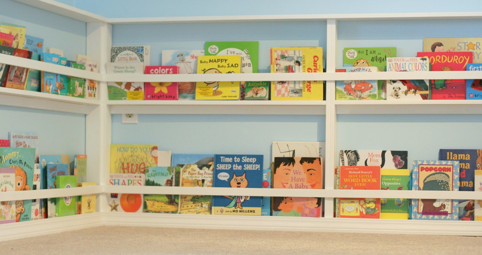 Play on a budget for Design reading room