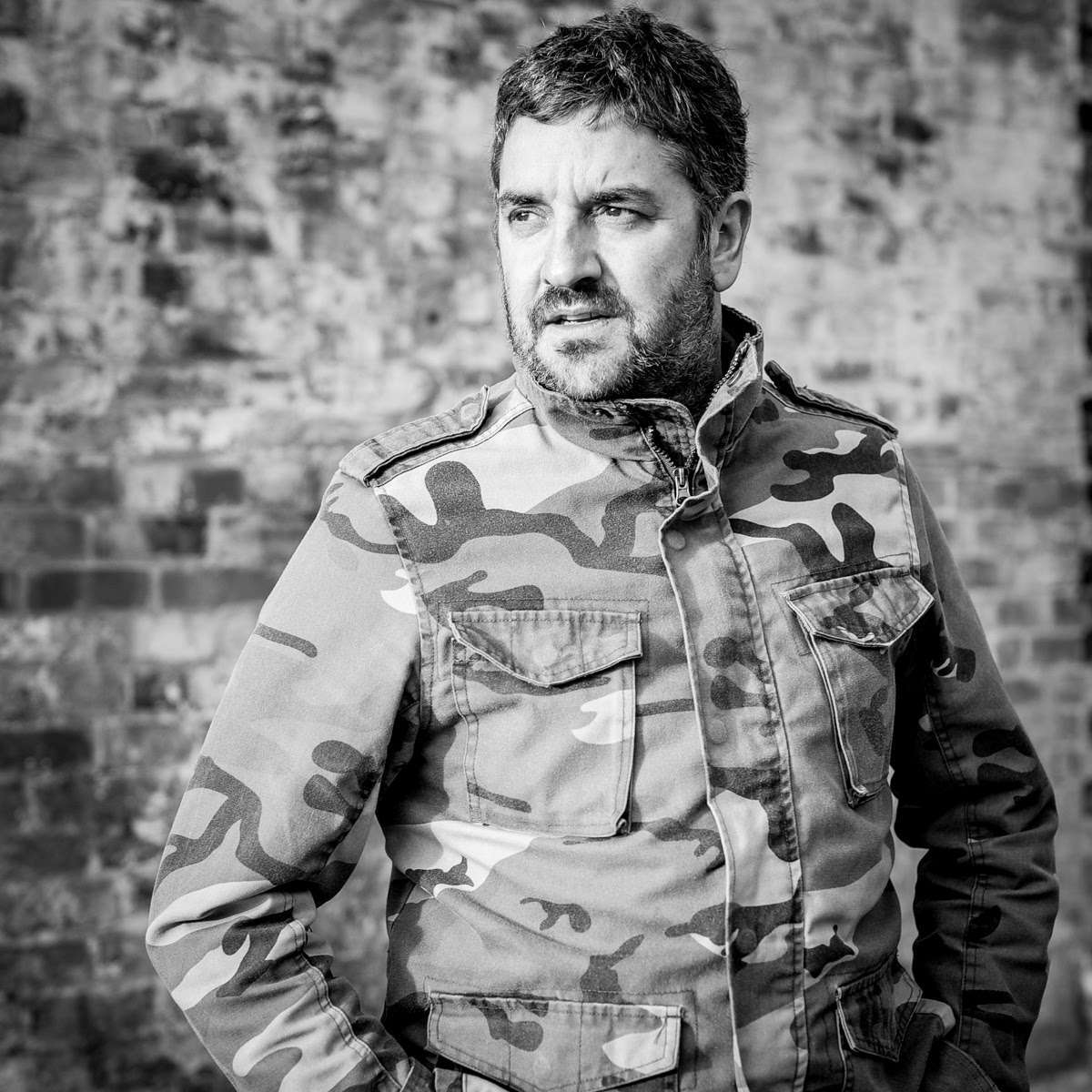 Ian Prowse final show of 2015 EVAC in Liverpool