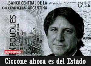 """CICCONE CALCOGRÁFICA: """"DESAPARECIERON"""" TRES EXPEDIENTES..."""