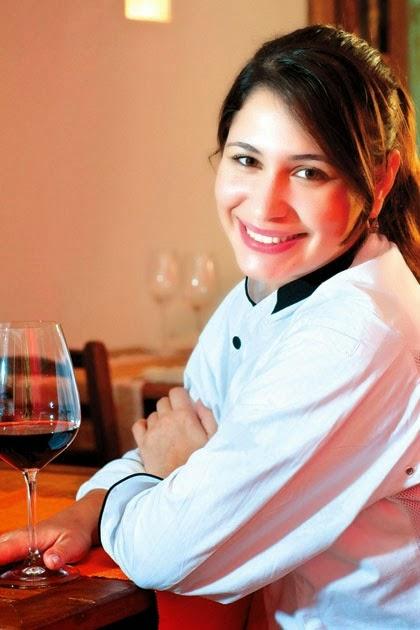 Chef Mariana Palmeira