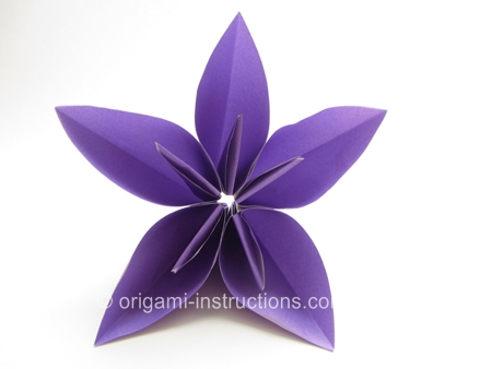 Origami Instructions Kusudama Morning Dew