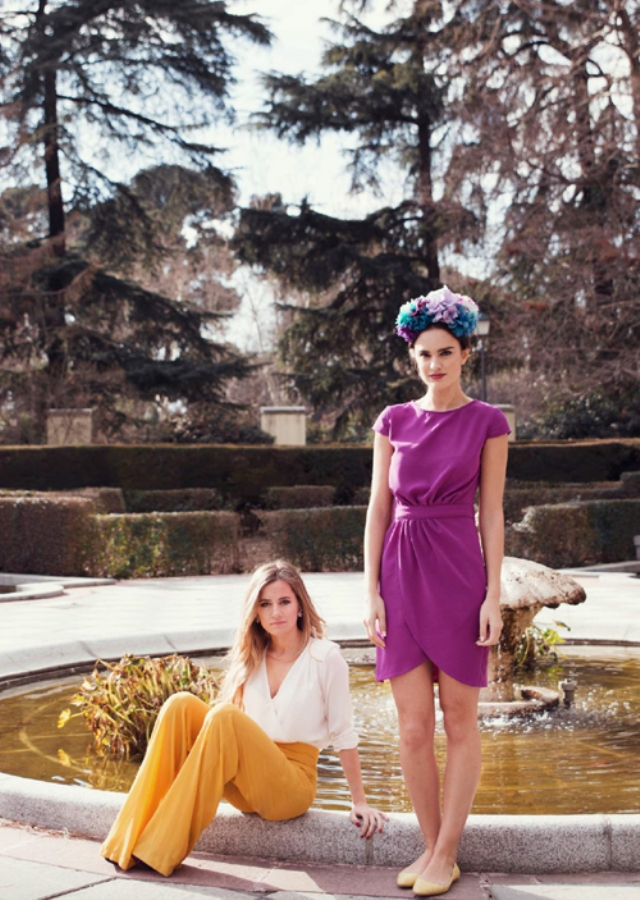 invitada boda blog vestido estilismo asesoria
