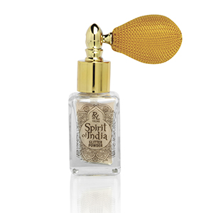 "RdeL Young ""Spirit of India"" Glitter Powder - www.annitschkasblog.de"