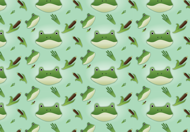 Frog Pattern Pictures To Pin On Pinterest Pinsdaddy
