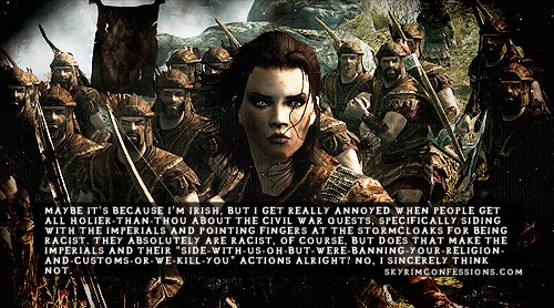 Ulfric Stormcloak Quotes Civil War! The Stormcl...