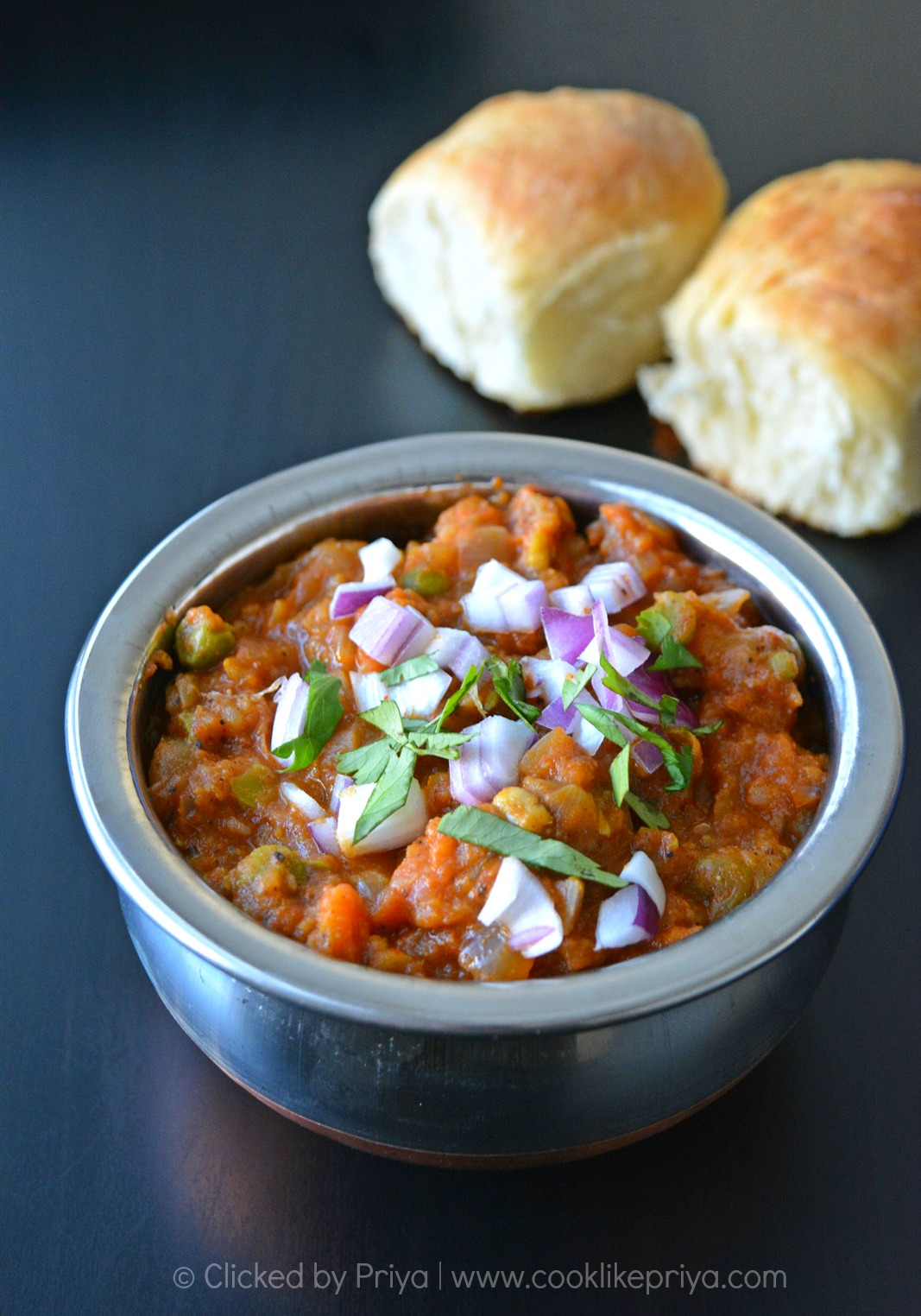 How to make Pav Bhaji masala