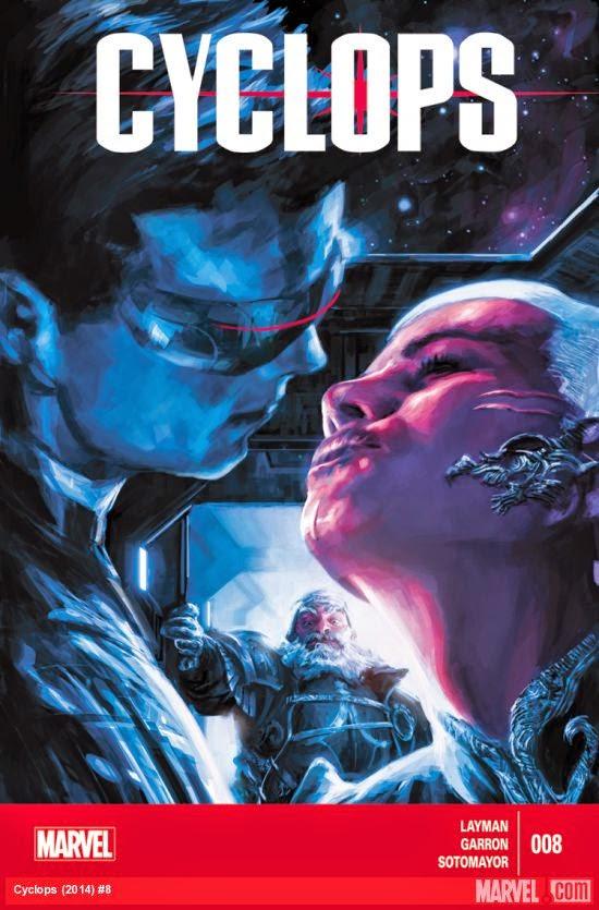 Cyclops and Vileena get close