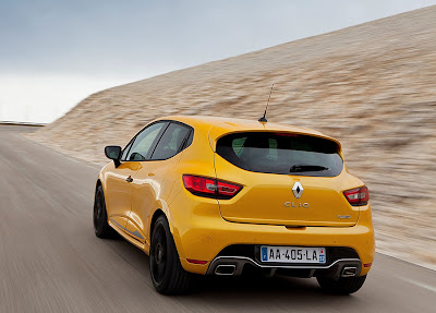 รถใหม่ Renault Clio RS 200 EDC
