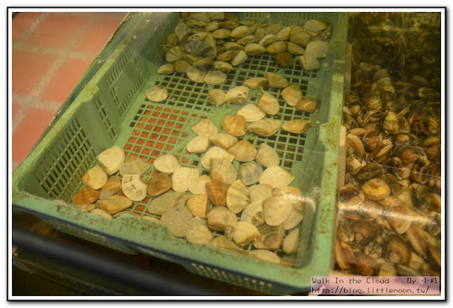 新明人客家食堂 - 蚌類