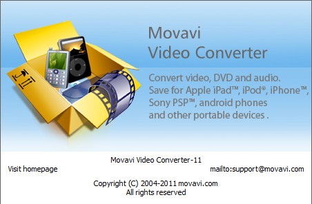 Movavi Video Converter 12 Activation Key