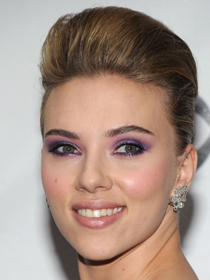 "bridal beauty series say ""i do"" to purple wedding makeup"