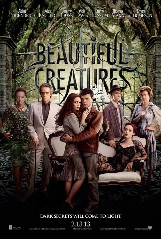 Ver Beautiful Creatures (Hermosas criaturas) 2013 Online Latino pelicula online