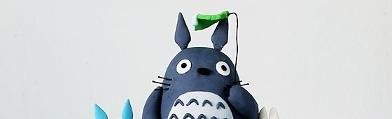 Header picture of My Neighbour Totoro Cake
