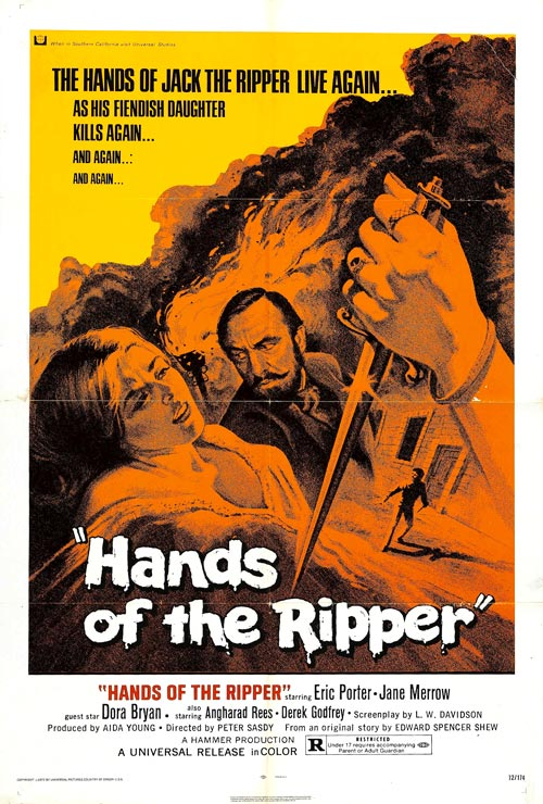 Hands of the Ripper (1971)