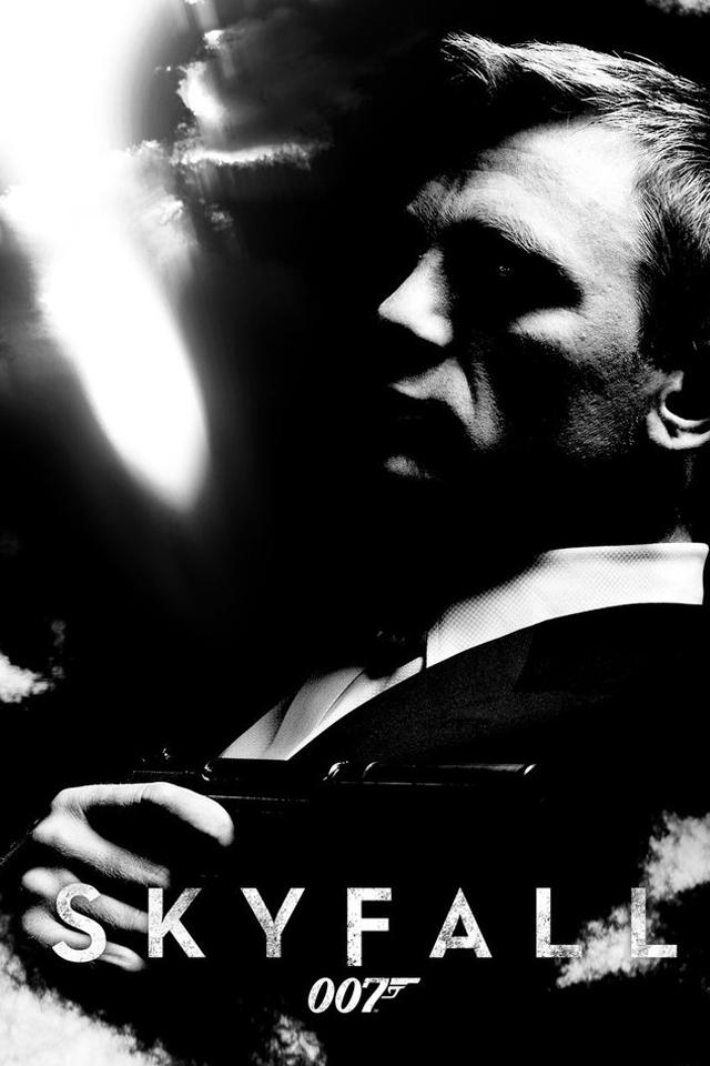 James Bond AppleiPhone  x  Wallpapers
