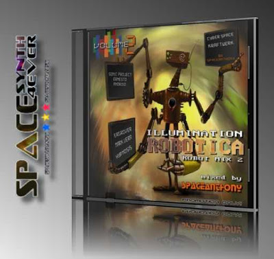 ILLUMINATION ROBOTICA Volume 2 (by SpaceAnthony) 2011