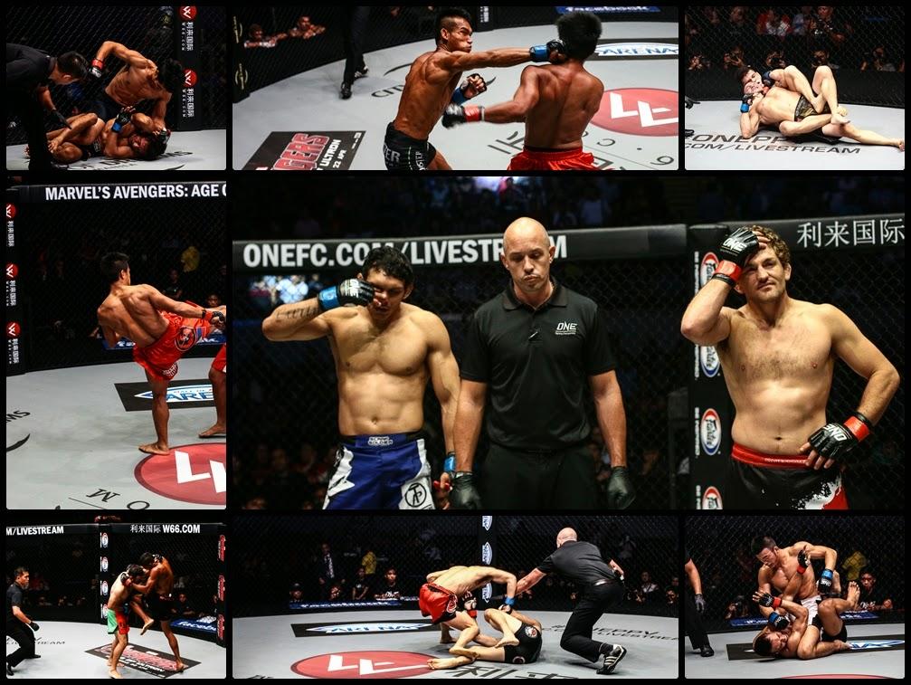 ONE: Valor of Champions   Benteuno.com