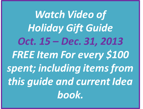 Video - Holiday Gift Guide