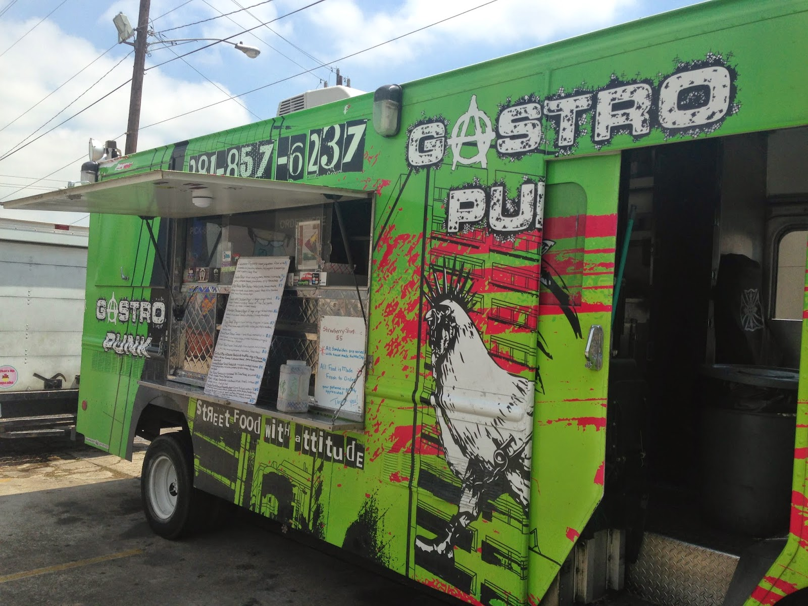 Gastro Punk Food Truck, Houston TX
