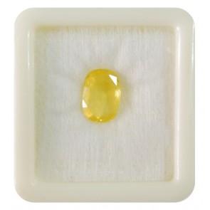 Certified Yellow Sapphire