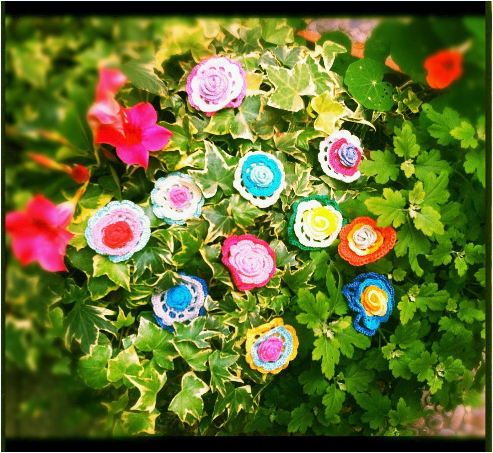 Pinturadecorknit My Garden