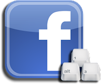 Atajos para Facebook