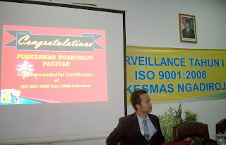close meeting iso 9001 : 2008