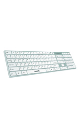 TECLADO NGS BLANCO