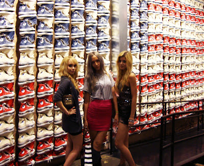 fashion's night out converse nyc