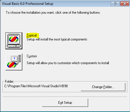 Cara Install VB 6.0 Yang Benar - BelajarVB.com