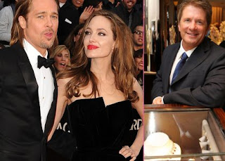 Jeweler Robert Procop Gushes About Brad & Angelina's Love » Gossip | Angelina Jolie