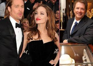 Jeweler Robert Procop Gushes About Brad & Angelina's Love » Gossip | Angelina Jolie