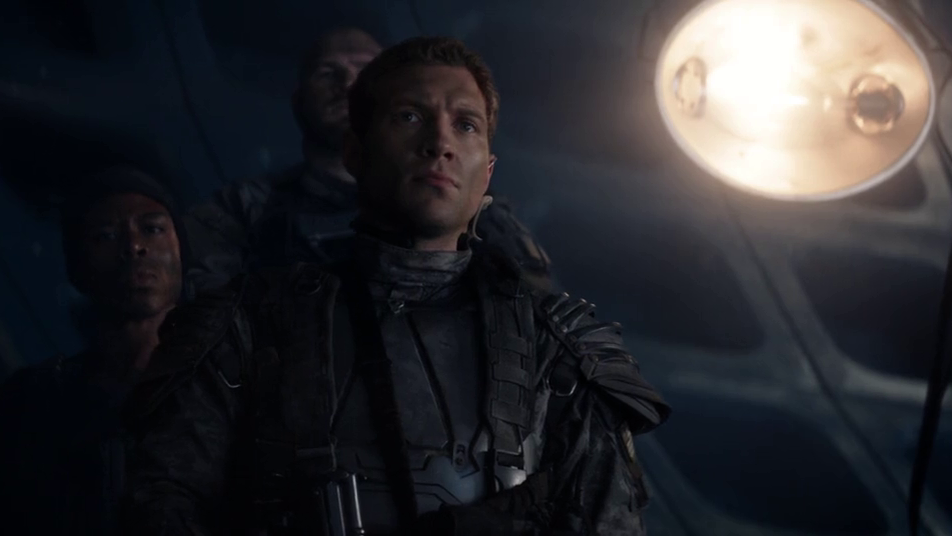 Terminator Genisys Jai Courtney