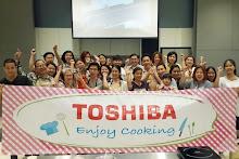 โตชิบา จัดกิจกรรม iClub Cooking Workshop