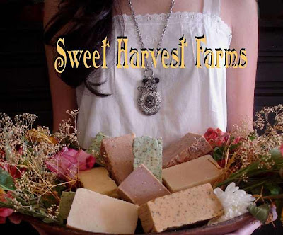 Pamper Yourself with Sweet Harvest Farms Handmade Soap