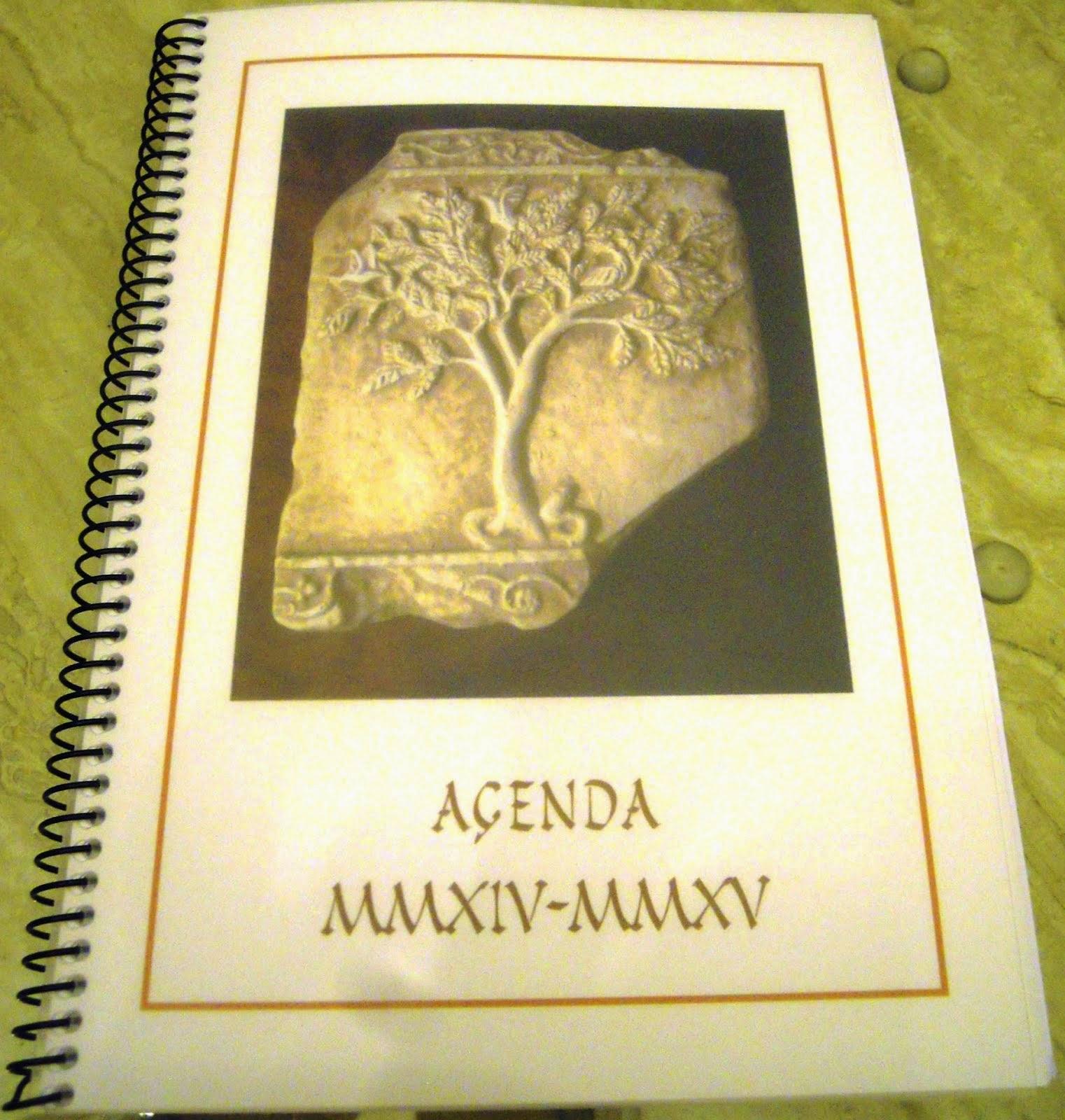 AGENDA LATINA-GRIEGA MMXIV-MMXV