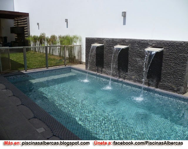 Piscinas temperadas como temperar el agua de una piscina for Pileta material construccion