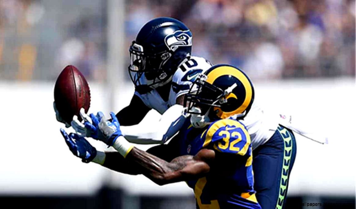 LA Rams beat Seahawks 9 3 in first home opener