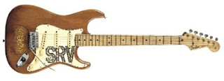 Beam Stevie Vaughan del 1965 Fender Stratocaster Blend
