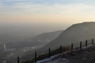 nandi hills, bangalore, places of attraction near bangalore, karnataka, india