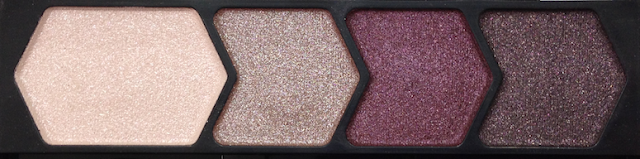 Maybelline Fall 2013 Collection Eyestudio Color Plush Silk Eyeshadow Palettes Violet Femmes