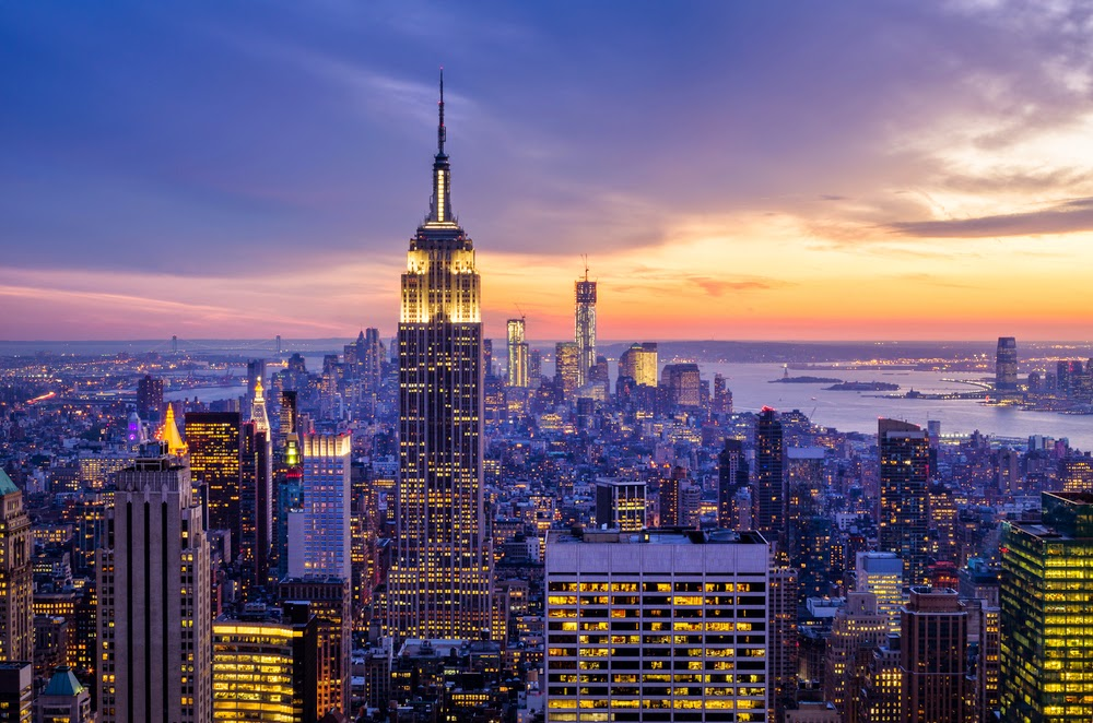 New York City  (Credit: NYC Sustainability/shutterstock) Click to enlarge.