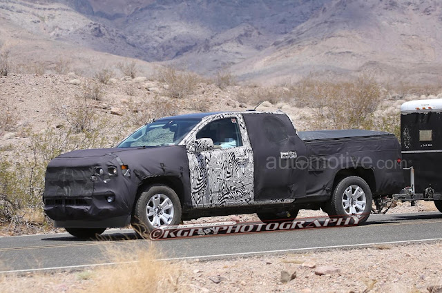2015 Chevy Colorado Spyshots
