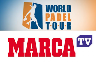World Padel Tour en MARCA Televisión