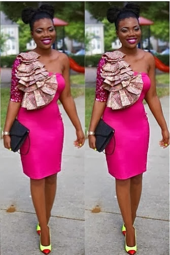 Nigeria Ankara Fashion Styles Simple Ankara Style Dezango Fashion Zone