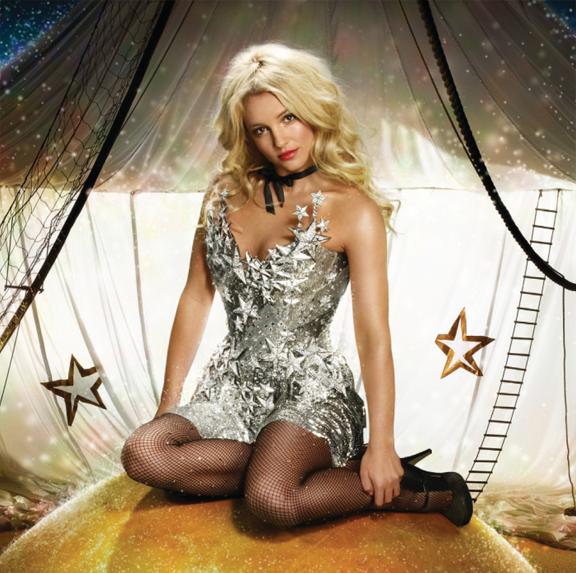 britney spears circus ...