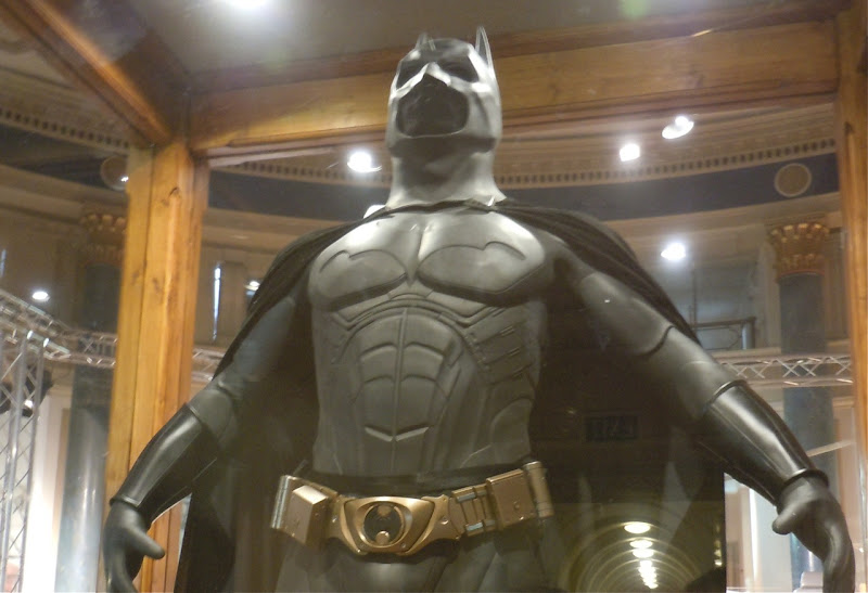 Christian Bale Batman Begins movie costume