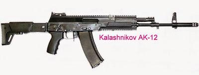 Mengenal Senjata AK 12 Kalashnikov Pengganti AK 47
